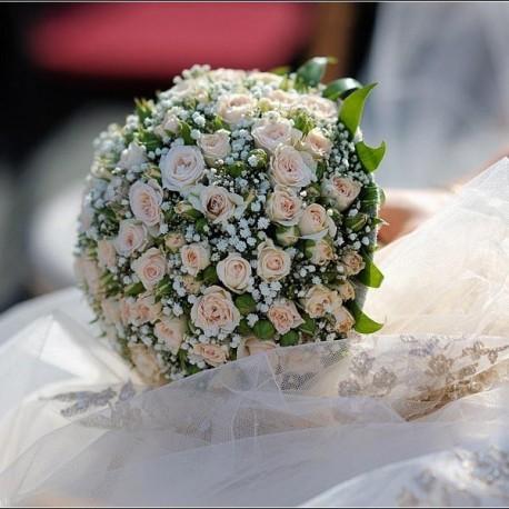 81_40 Свадебный букет