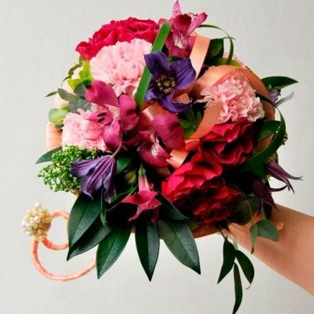 80_32 Букет невесты