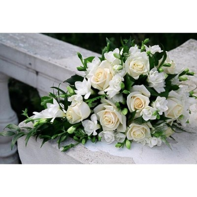 80_96 Свадебный Букет