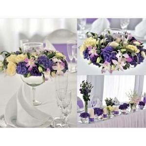 90_48 Свадебное оформление стола