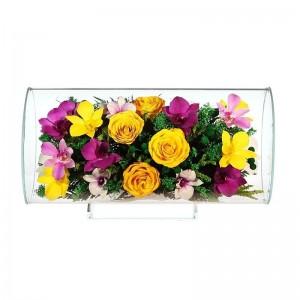 11_06 Цветы в стекле! ~ вакуум*~