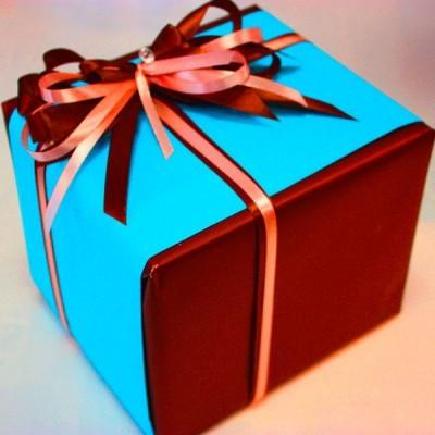 96.20 Подарочная упаковка