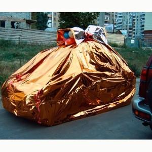 98_66 Подарочная упаковка для авто