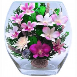 23_11 Цветы в стекле ~ вакуум*~