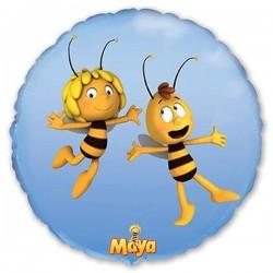 88_99 Шар Пчелка Майя в полете
