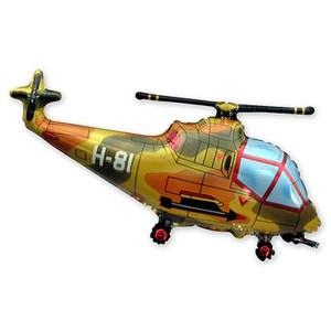 88_21 Шар Вертолет милитари