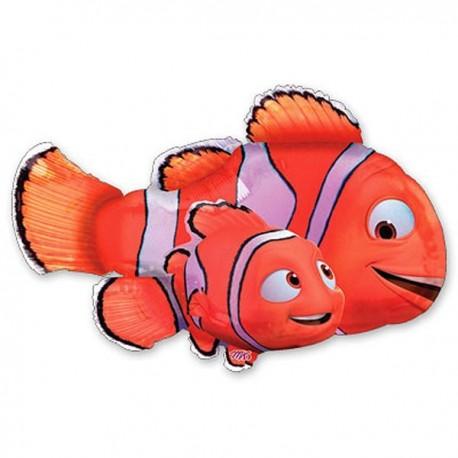 88_37 Шар рыба Немо
