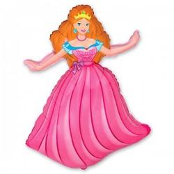 88_51 Шар фигура Принцесса