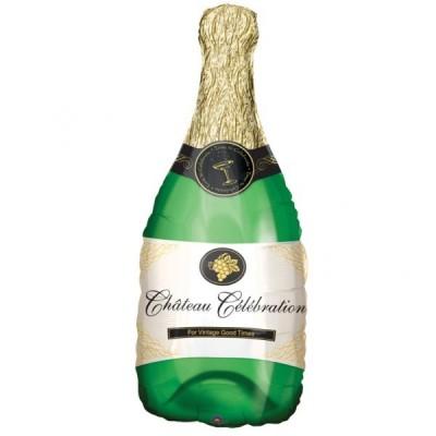 88_61 Шар Бутылка шампанского