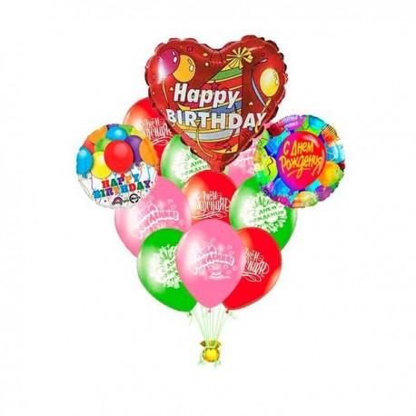 88_72 Букет из шаров День рождение