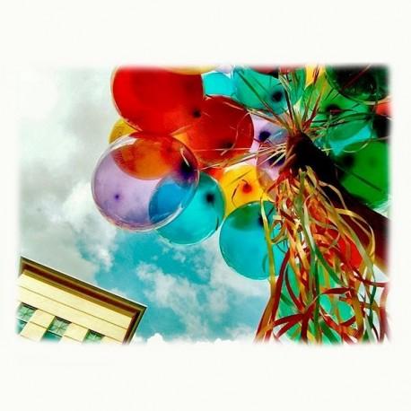 88_75 Букет из шаров