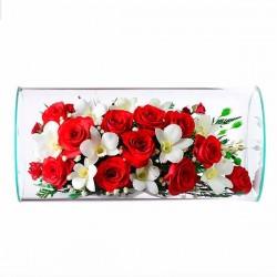 11_02 Цветы в стекле ~ вакуум*~