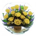 15_10 Цветы в стекле ~ вакуум*~