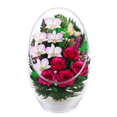 06_33 Цветы в стекле ~ вакуум*~