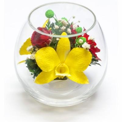 03_06 Цветы в стекле ~ вакуум*~