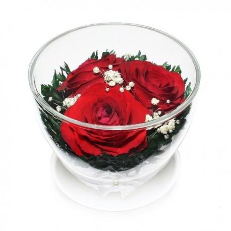 05_03 Цветы в стекле ~ вакуум*~