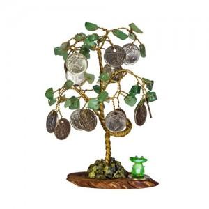 Денежное дерево - авантюрин
