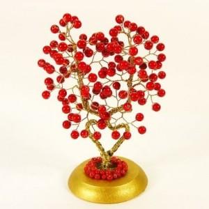 Дерево любви - коралл