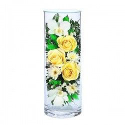 12_07 Цветы в стекле ~ вакуум*~