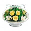 08_24 Цветы в стекле ~ вакуум*~