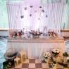 90_55 Свадебные композиции на стол молодоженов