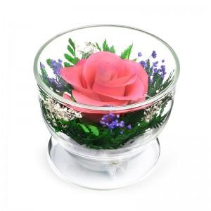 05_04 Цветы в стекле ~ вакуум*~