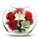 02_03 Цветы в стекле ~ вакуум*~