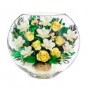 13_20 Цветы в стекле! ~вакуум ~