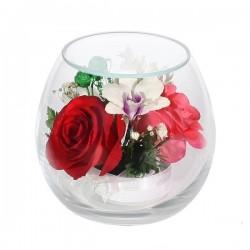 03_08 Цветы в стекле ~ вакуум*~