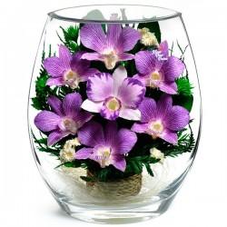 12_33 Цветы в стекле ~ вакуум*~