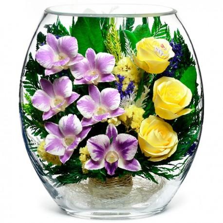 24_14 Цветы в стекле