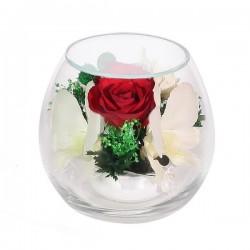 03_07 Цветы в стекле ~ вакуум*~