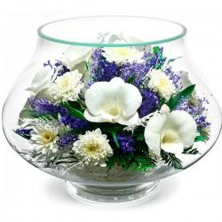08_26 Цветы в стекле ~ вакуум*~