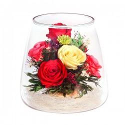 10_16 Цветы в стекле ~ вакуум*~