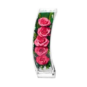 26_02 Цветы в стекле ~ вакуум*~
