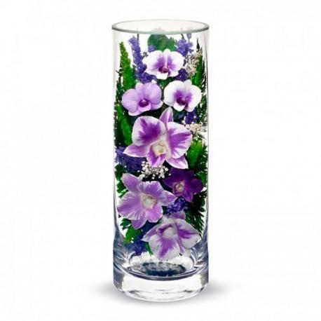 12_03 Цветы в стекле ~ вакуум*~