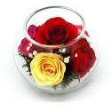 03_25 Цветы в стекле ~ вакуум ~
