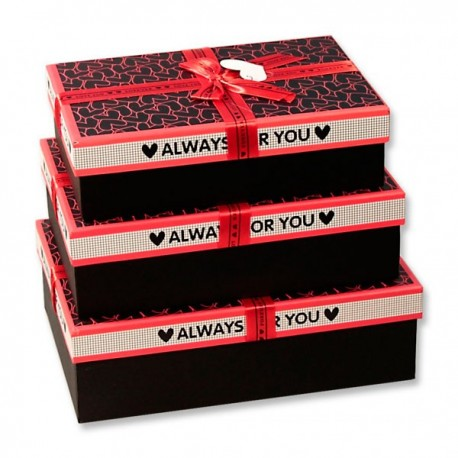 98_32 Подарочная коробка