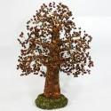 Мировое дерево - Яшма, Сердолик, Авантюрин/розовый кварц