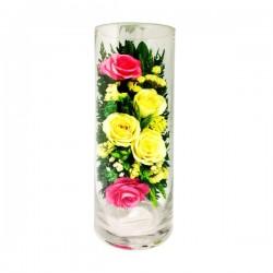 12_24 Цветы в стекле ~ вакуум*~