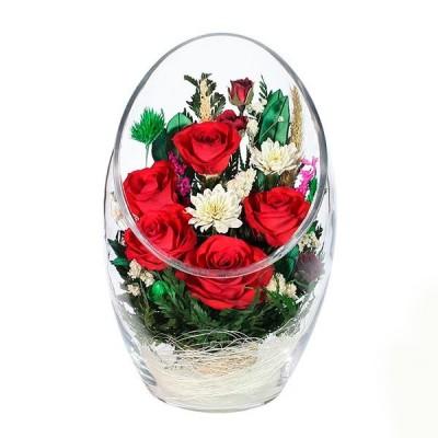 06_20 Цветы в стекле ~ вакуум*~