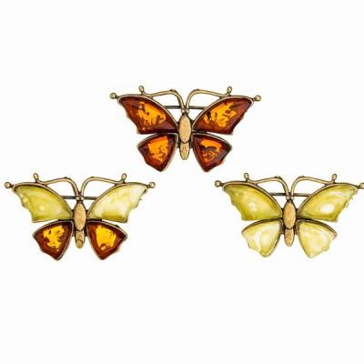 Броши Бабочка