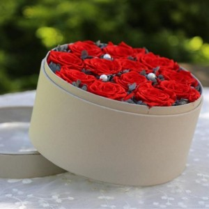 99_80 розы в коробке