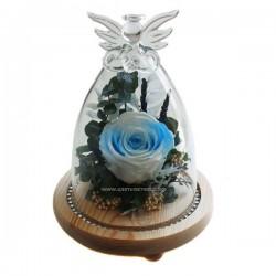 99_55 Роза в колбе, ангел