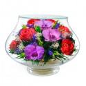 08_28 Цветы в стекле ~ вакуум*~