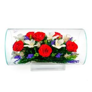 11_03 Цветы в стекле ~ вакуум*~