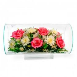 11_05 Цветы в стекле! ~ вакуум*~