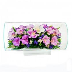 11_00 Цветы в стекле ~ вакуум*~