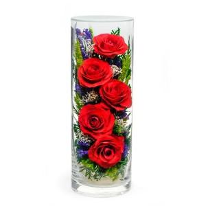 12_01 Цветы в стекле ~ вакуум*~