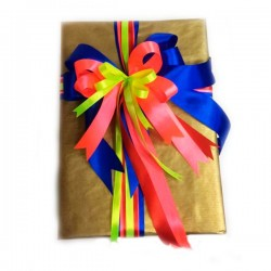 98_59 Подарочная упаковка Кraft